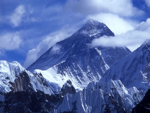 mount everest高清图片